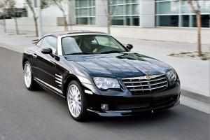 2004 Chrysler Crossfire SRT6 Coupe